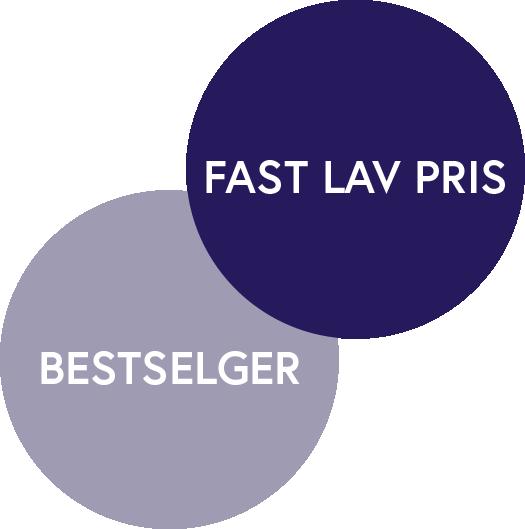 NO - Fast Pris + Bestseller