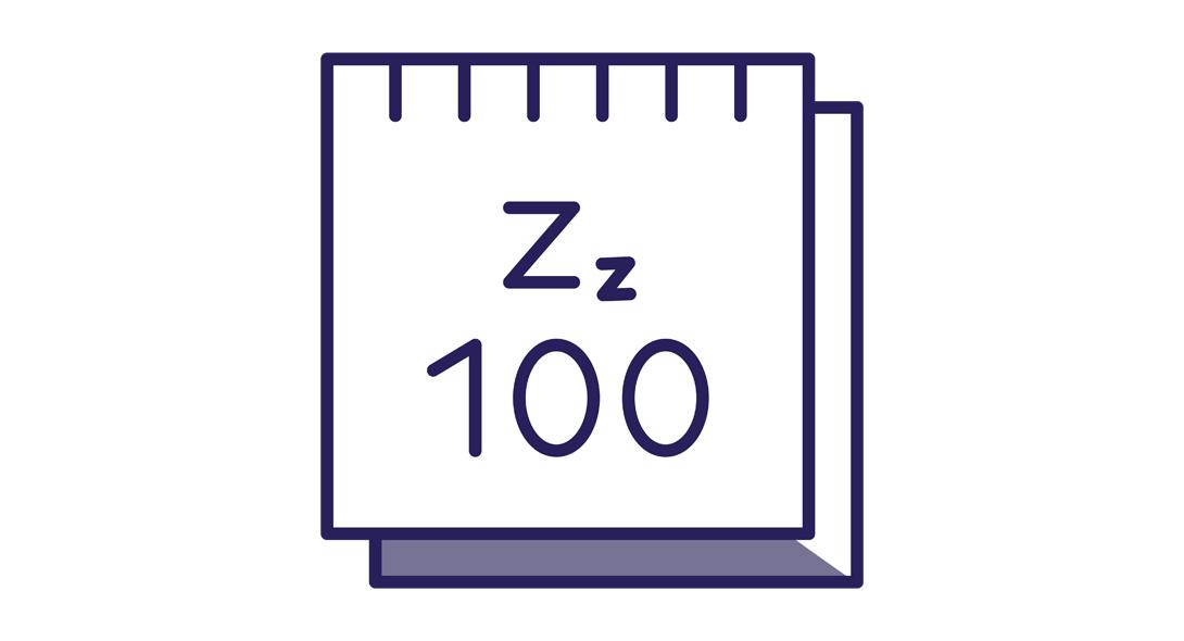 100 netters prøve – for din trygghet